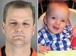Jon Markle, now 46, pleaded guilty to criminal vehicular homicide over the incident at Lake Minnetonka in January 2013 that left his eight-month-old daughter Tabitha dead