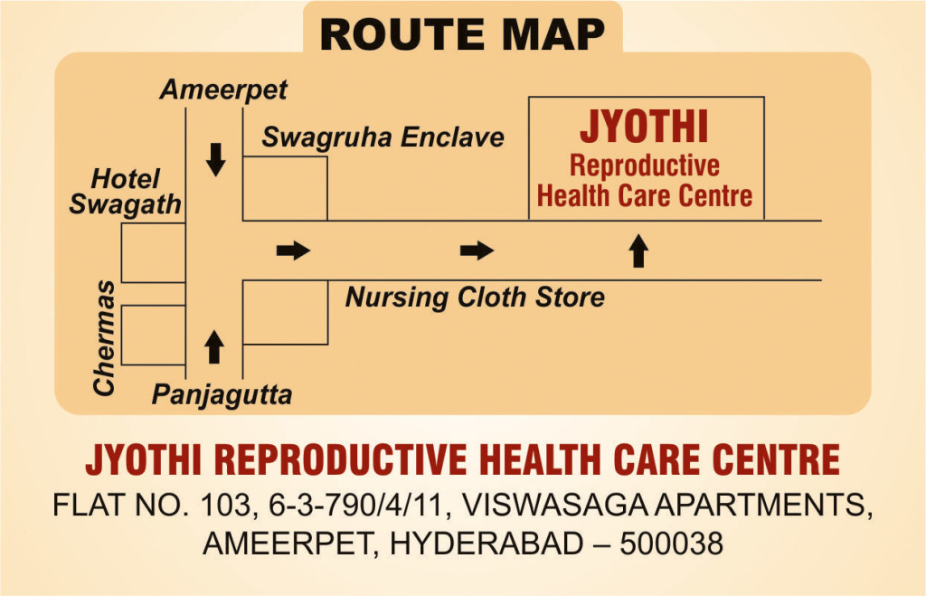 jyothi A'pet-Route Map