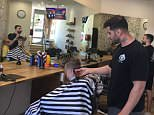 Sydney barber Sam Rahim is being taken to the Human Rights and Equal Opportunity Commission after declining to cut a little girls hair