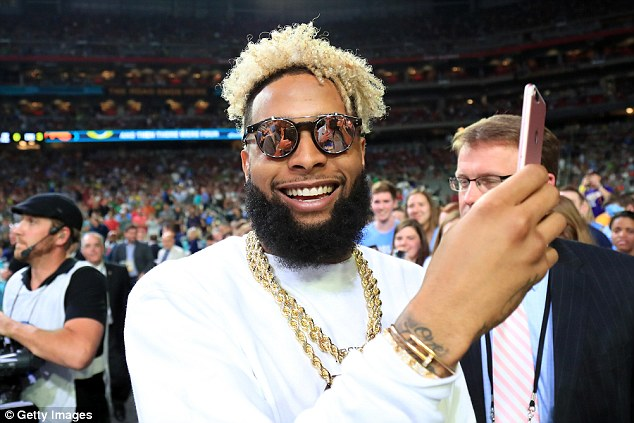 'This is 100% not Odell. He was not and is not in Atlanta,' Beckham Jr.'s lawyer asserted