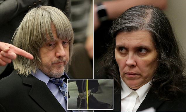 California couple ordered to keep away from children