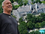 Cal Ripken Jr is selling his 25-acre Maryland mansion in an auction on May 12
