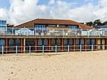 This is the unbelievable penthouse flat which sits on Sandbanks beach in Poole, Dorset and is on sale for £1.65 million