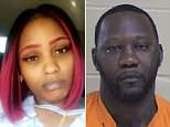 Johnathan Robinson, 36, fatally shot his ex-girlfriend dead Thursday morning. The horrifying shooting was caught on Facebook Live