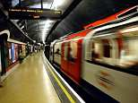 The 24-year-old was attacked after speaking to friends in Spanish on a Central Line train last week, by two passengers who shouted at her and said she should speak English (file photo)