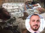 Emergency room doctor Hassan Masri treated the victims of a tragic crash that killed 15 junior hockey players in Canada
