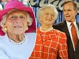 Former first lady Barbara Bush, 92, is seriously ill and she is no longer seeking medical treatment