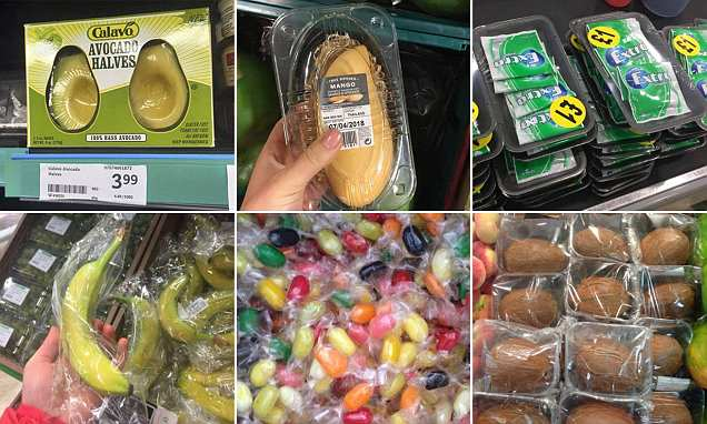 Instagram account Pointless Packaging is slammed by shoppers
