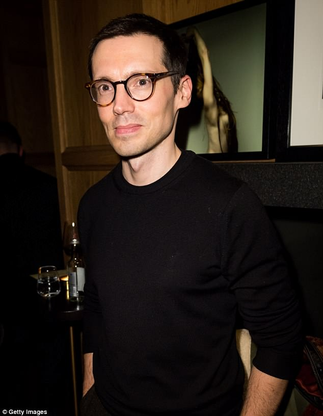 Designer Erdem Moralioglu (pictured), who was born in Canada, would be a fitting choice for Meghan, who may wish to make a nod to her former home