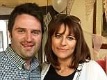 Gogglebox star George Gilbey will face trial on charges of battering his girlfriend Gemma Conway (pictured together) and smashing up her home last month