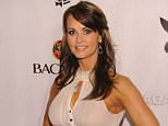 FREE TO TALK:Former Playboy playmate Karen McDougal has reached a settlement with American Media Inc.
