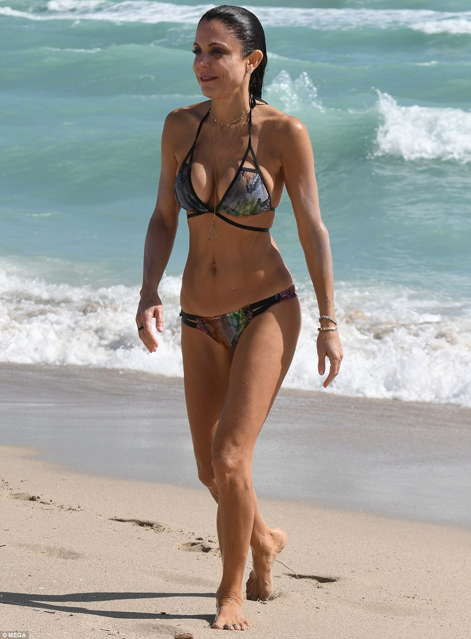 Out of New York:Bethenny Frankel has escaped February in the Northeast and headed down the coast to Miami, where she is enjoying a sun-drenched holiday