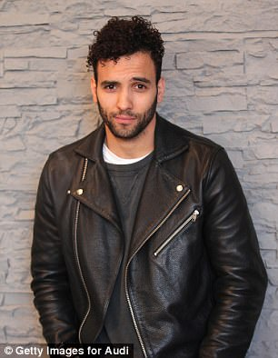 Tunisian-Dutch actor Marwan Kenzari will take on the role of Jafar and Homeland star Numan Acar (right) will be playing Jafar's right-hand man Hakim
