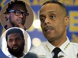 Philadelphia Police Commissioner Richard Ross held a press conference on Thursday to apologize to the two men arrested at Starbucks last week