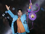 FILE - In this Feb. 4, 2007 file photo, Prince performs during halftime of the Super Bowl XLI football game in Miami. Minnesota prosecutors are planning an announcement Thursday, April 19, 2018, in their two-year investigation into Prince's death. Prince was found alone and unresponsive in an elevator at his Paisley Park estate on April 21, 2016. An autopsy found he died of an accidental overdose of fentanyl, a synthetic opioid 50 times more powerful than heroin. (AP Photo/Chris O'Meara, File)
