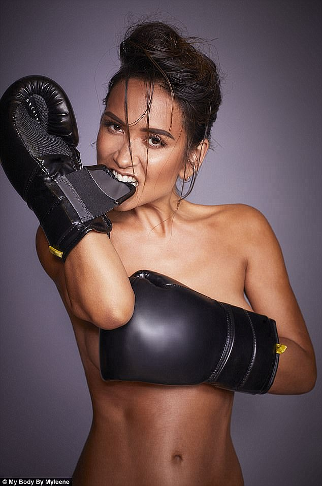 'I can play the piano': Myleene also made a point that as well as being skilled in the health and fitness industry, she is also talented in other areas - a fact that people fail to notice