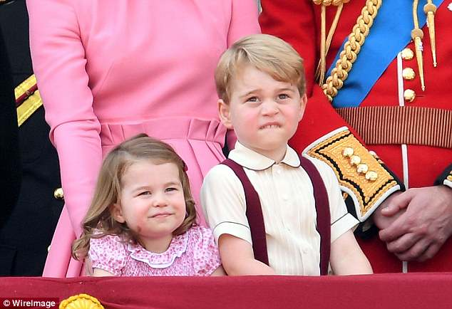 The new baby Prince of Cambridge weighed 8lb 7oz - heavier than both Prince George and Princess Charlotte
