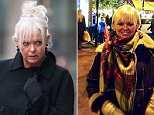 Deborah Lowe, 54, (pictured right) was told she could leave the dock and was free to go following a seven-day trial at Minshull Street Crown Court, Manchester, which she had been attending with her son (left)