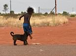 Ancient sexually transmitted virus that causes leukaemia, disability and has links to HIV is on the rise in Indigenous communities (Ali Curung pictured), health experts have warned