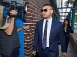 Salim Mehajer (left) has been found guilty of intimidating his estranged wife Aysha Learmonth (right) after sending her 400 Instagram messages following their break up