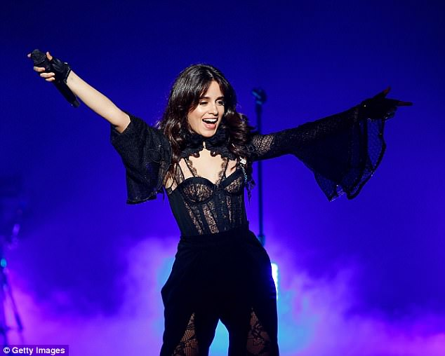 Sing it! Camila Cabello commanded attention on stage in Vancouver, Canada on Monday night during opening night of her first solo tour