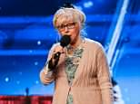 Jenny Darren had been tipped as a favourite for the ITV talent show after shedding her granny clothes and rocking out to AC/DC's Highway to Hell on Saturday night