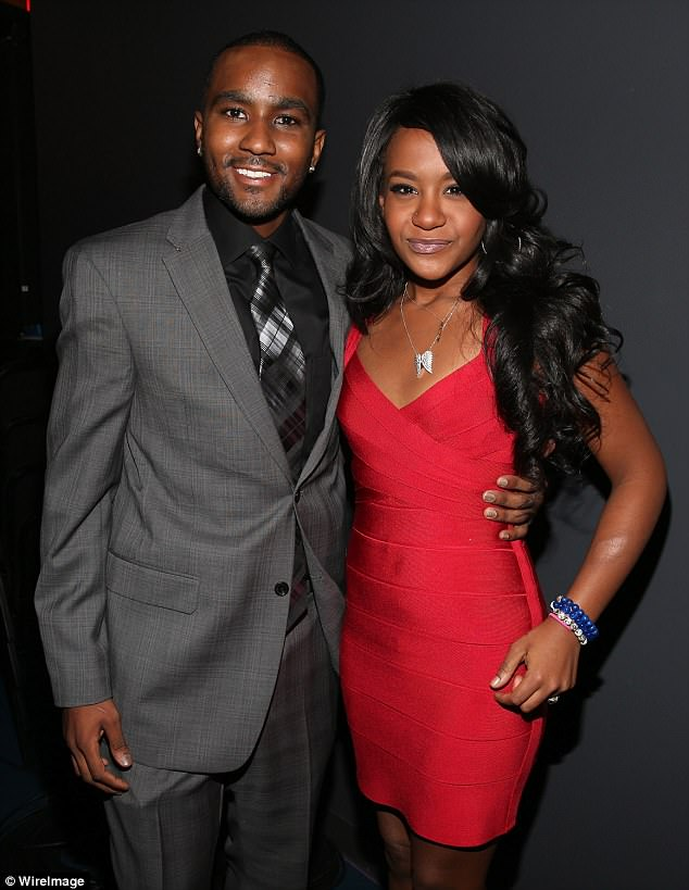 Gordon was dating Bobbi Kristina Brown when she died in 2015. Her family blame him for her untimely death