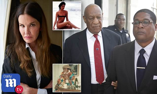 Janice Dickinson breaks silence on Bill Cosby trial verdict