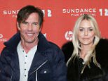 Mandatory Credit: Photo by Everett/REX/Shutterstock (1553389l) Dennis Quaid and Kimberly Quaid 'The Words' film premiere at the 2012 Sundance Film Festival, Park City, Utah, America - 27 Jan 2012