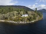 The ultimate Nessie hunter's home has come on the market - with unrivalled views over Loch Ness