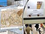 The Vienna Tourist Board has placed a mural of a 1916 painting that includes female genitalia on the side of a building in SoHo to drum up travel to Austria, and NYC apparently approved it; The 150-square-foot mural is located at220 Lafayette Street in Manhattan, near Spring Street