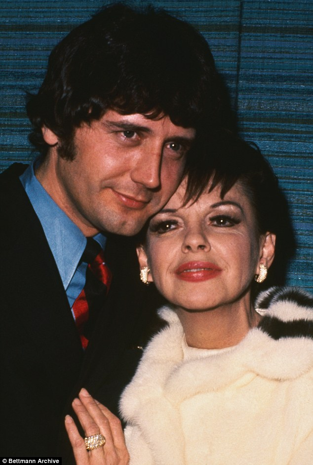 Plot: In particular the biopic will focus on her romance with musician Mickey Deans (Finn), who Garland married several months before her death in June 1969 aged 47