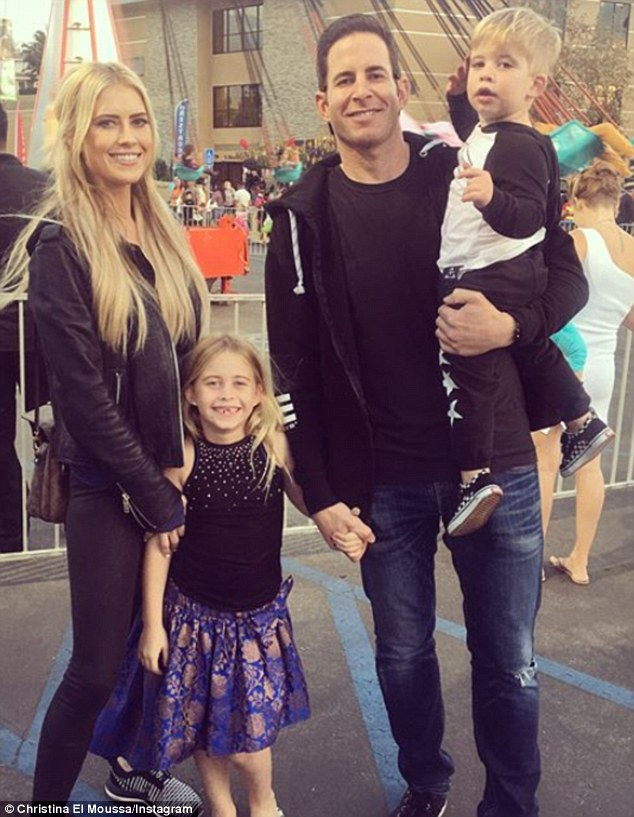 Making it work! Christina ex Tarek mutually agreed to continue shooting Flip Or Flop together. The show is in its seventh season