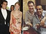 Aatish Taseer, 38, (pictured left) dated Lady Gabriella Windsor - also known as Ella - (pictured right) between 2003 and 2006