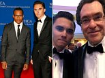 David Hogg, 18, was the Daily Beast's guest for the White House Correspondent's Dinner in Washington D.C. on Saturday