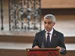 The Labour London Mayor (pictured last week at the Stephen Lawrence memorial service in London) accused the Home Secretary of being 'completely unaware' of what is going on in her own department