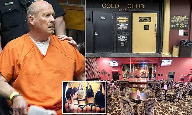 Accused Golden State Killer Joe DeAngelo was a strip club regular