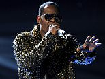 FILE - In this June 30, 2013, file photo, R. Kelly performs onstage at the BET Awards at the Nokia Theatre in Los Angeles. The Time's Up campaign is taking aim at R. Kelly over numerous allegations he has sexually abused women. The organization devoted to helping women in the aftermath of sexual abuse issued a statement on Monday, April 30, 2018, urging further investigation into Kelly's behavior. (Photo by Frank Micelotta/Invision/AP, File)