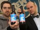 James Watt (left) and Martin Dickie (right) had been in business with their Aberdeenshire craft brewery for two years when they applied for the BBC investment show in 2009. The two men were looking for £100,000 investment for 20% of the business