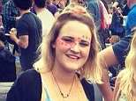 Beautician Lauren Atkinson 19, had been warned by her family about the perils of taking party drugs but she suffered a fatal seizure after swallowing two 'Pink Teddy' MDMA tablets