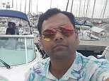 Nav Modi, who suffered a devastating reaction after a drugs trial at Northwick Park Hospital in London in 2006 when he was 24
