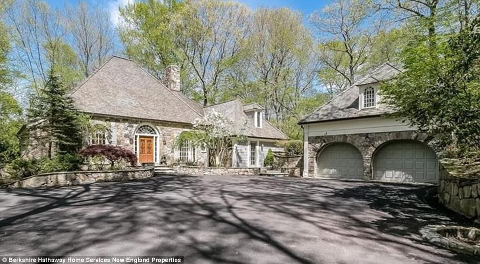 Her first property:  Built in 1975, Cyndi, 64, bought the 3,900-square-foot home in 1986 and lived there with her husband, actor Dave Thornton, 64, and their son Declan, 20