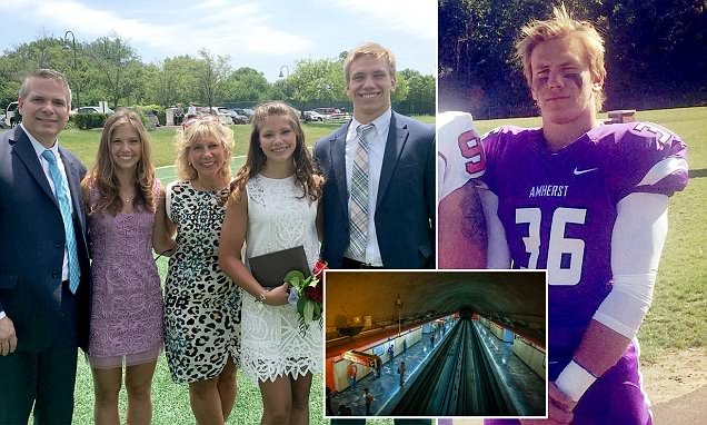 Amherst College student 'murdered' in Mexico City made call to mum