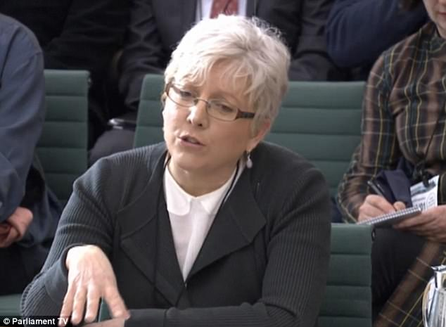 BBC's China editor Carrie Gracie slammed the corporation earlier this year for paying her less than her male counterparts