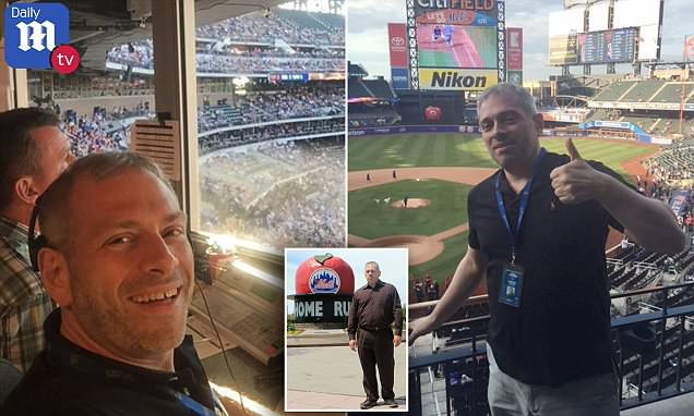 NY Mets employee fired after being recorded laughing at private joke