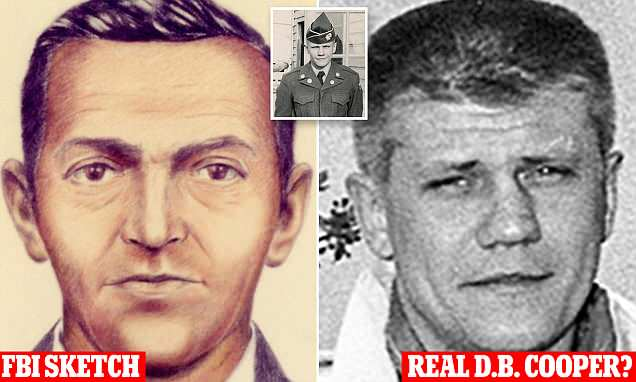 Deathbed confession of the man who says he is D.B. Cooper
