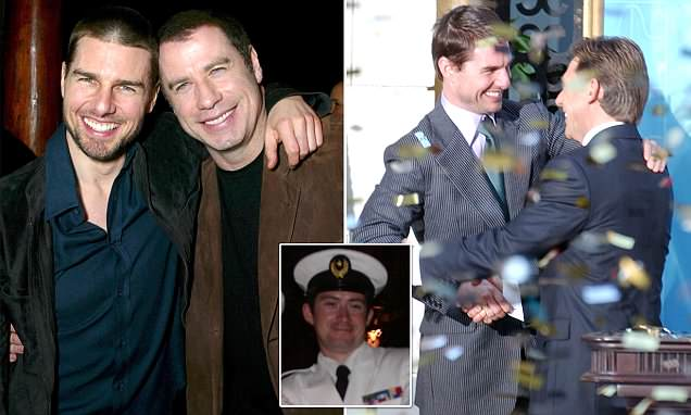 Ex-Scientology guard reveals Tom Cruise and John Travolta's rivalry