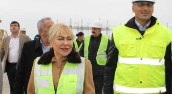 Doğu Anadolu'nun en büyük yatırımına imza atan iş kadını