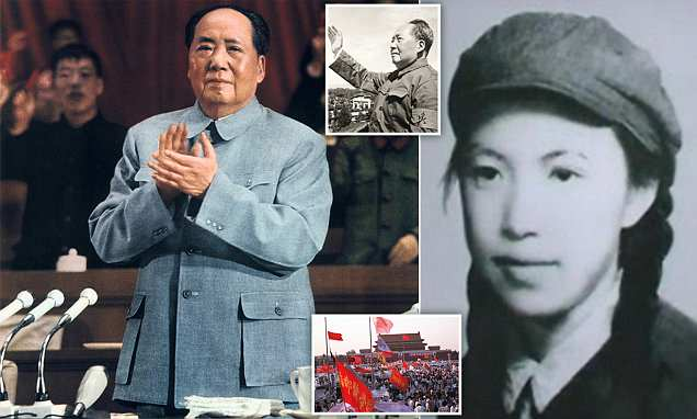 Lian Xi, the heroine Mao couldn't crush wrote letters in her blood