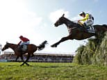 Tough going: Ladbrokes owner GVC¿s sales took a hit from the Beast from the East during the first quarter as horse racing meetings were cancelled across the country